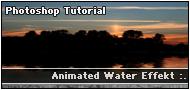 Animated Water Effekt