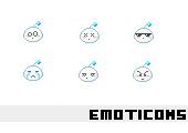 - Emoticons 1355 -