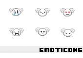 - Emoticons 1260 -