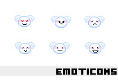 - Emoticons 1261 -