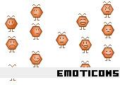 - Emoticons 728 -