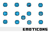 - Emoticons 99 -