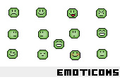 - Emoticons 98 -