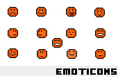 - Emoticons 96 -