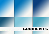 Photoshop Gradient/Verlauf 100 -