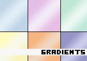 Photoshop Gradient/Verlauf 104 -