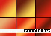 Photoshop Gradient/Verlauf 108 -