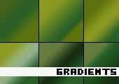 Photoshop Gradient/Verlauf 109 -
