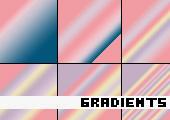 Photoshop Gradient/Verlauf 116 -