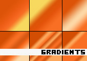 Photoshop Gradient/Verlauf 117 -