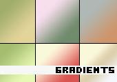 Photoshop Gradient/Verlauf 118 -