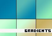 Photoshop Gradient/Verlauf 122 -