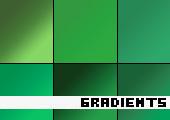 Photoshop Gradient/Verlauf 123 -