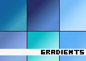 Photoshop Gradient/Verlauf 124 -