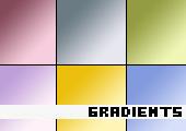 Photoshop Gradient/Verlauf 125 -
