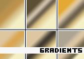 Photoshop Gradient/Verlauf 4 -