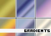Photoshop Gradient/Verlauf 5 -