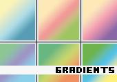 Photoshop Gradient/Verlauf 6 -