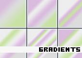 Photoshop Gradient/Verlauf 33 -