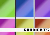 Photoshop Gradient/Verlauf 8 -