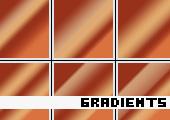 Photoshop Gradient/Verlauf 9 -