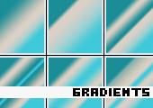 Photoshop Gradient/Verlauf 10 -