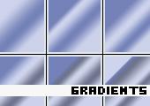 Photoshop Gradient/Verlauf 13 -