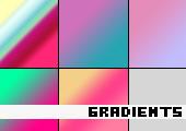 Photoshop Gradient/Verlauf 91 -