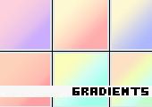 Photoshop Gradient/Verlauf 47 -