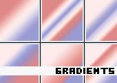 Photoshop Gradient/Verlauf 22 -