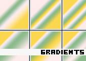 Photoshop Gradient/Verlauf 23 -