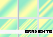 Photoshop Gradient/Verlauf 27 -