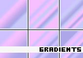 Photoshop Gradient/Verlauf 25 -