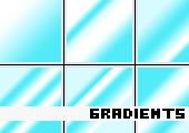 Photoshop Gradient/Verlauf 24 -