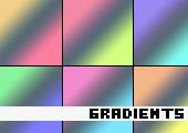 Photoshop Gradient/Verlauf 92 -