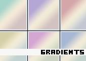 Photoshop Gradient/Verlauf 19 -