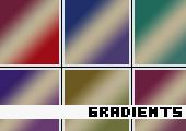Photoshop Gradient/Verlauf 20 -