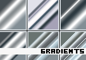 Photoshop Gradient/Verlauf 15 -