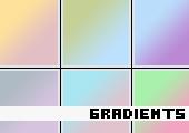 Photoshop Gradient/Verlauf 16 -