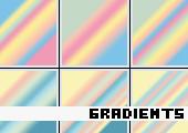 Photoshop Gradient/Verlauf 17 -