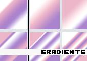 Photoshop Gradient/Verlauf 32 -