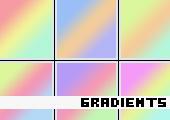 Photoshop Gradient/Verlauf 21 -