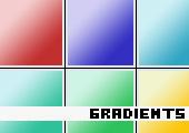 Photoshop Gradient/Verlauf 53 -