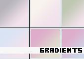 Photoshop Gradient/Verlauf 57 -
