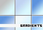 Photoshop Gradient/Verlauf 58 -