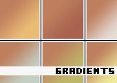 Photoshop Gradient/Verlauf 55 -