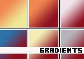 Photoshop Gradient/Verlauf 56 -