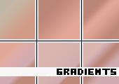 Photoshop Gradient/Verlauf 60 -