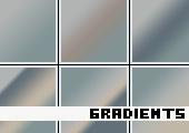 Photoshop Gradient/Verlauf 61 -