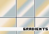 Photoshop Gradient/Verlauf 64 -